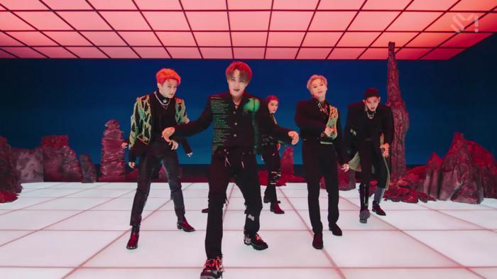 SuperM 'thả xích' MV One: Cấu trúc bài lấy ý tưởng từ hit 8 năm trước của SHINee, vũ đạo mang ý nghĩa đặc biệt lần đầu được tiết lộ 3