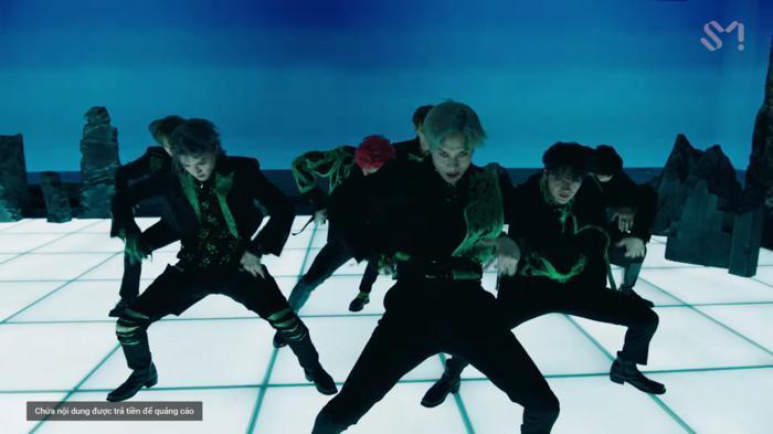 SuperM 'thả xích' MV One: Cấu trúc bài lấy ý tưởng từ hit 8 năm trước của SHINee, vũ đạo mang ý nghĩa đặc biệt lần đầu được tiết lộ 9