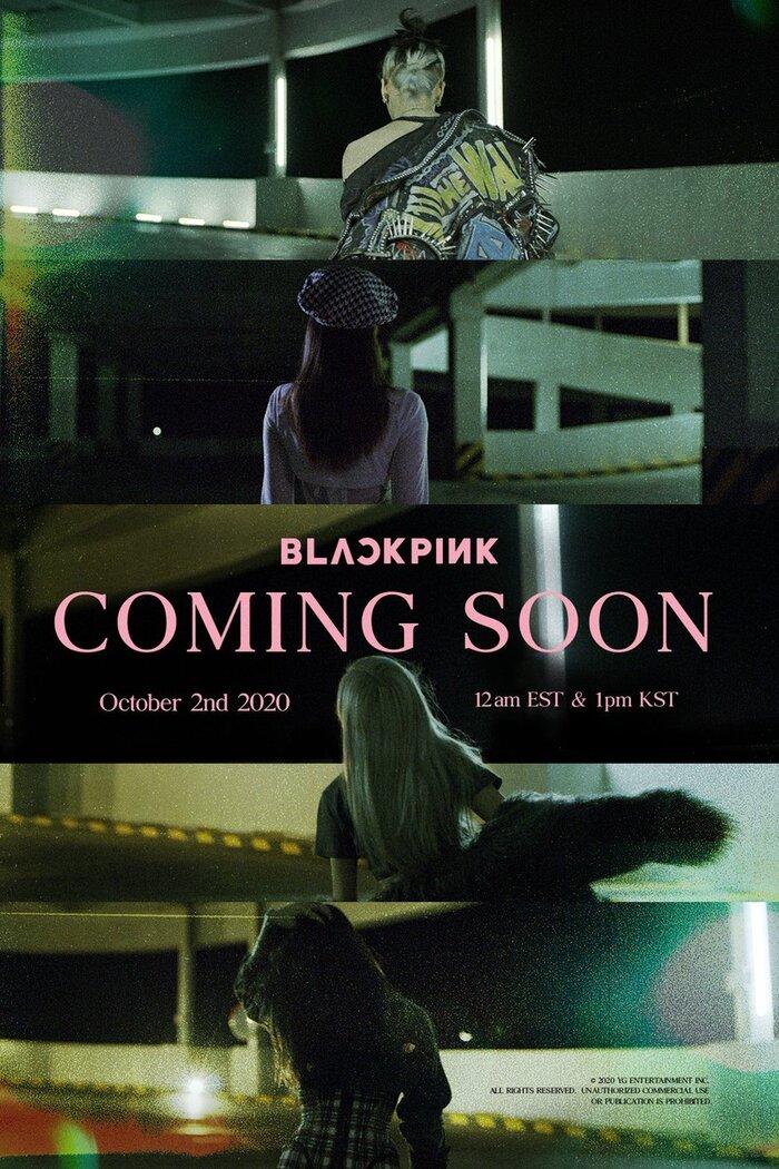BlackPink những ngày qua cũng 'rục rịch' phát hành album vào tháng 10.