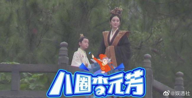 'Cửu Châu Hộc Châu phu nhân': Lộ diện con trai của Dương Mịch, hóa ra là cậu bé gây sốt ở '30 chưa phải là hết' 2