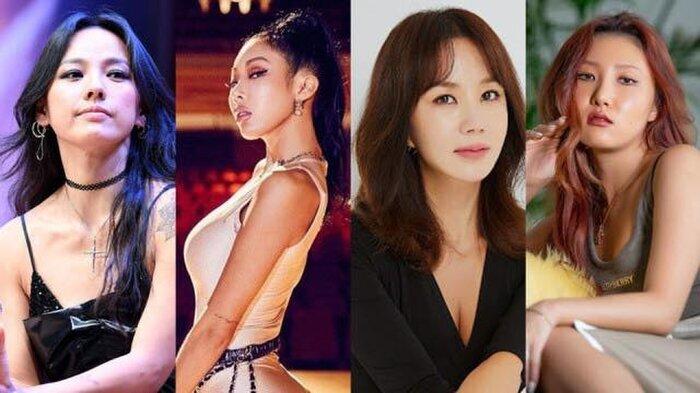 Hé lộ hoạt động đầu tiên từ Girlgroup của Lee Hyori 0