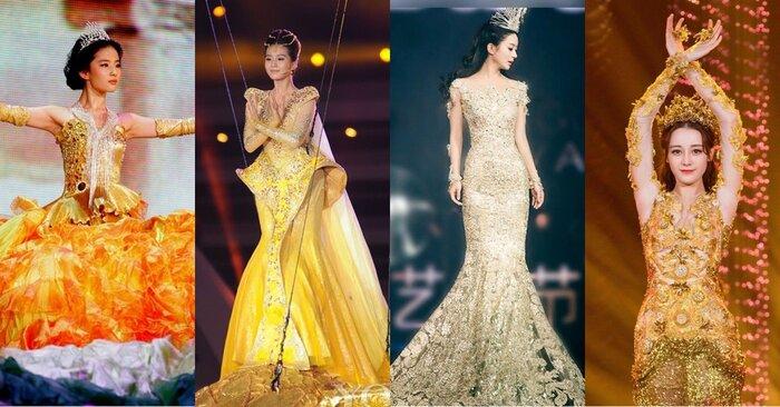 Danh sách nữ minh tinh được bầu chọn Nữ thần Kim Ưng 2020 chính thức lộ diện: Dương Mịch bị loại, Ngu Thư Hân lại có tên 10