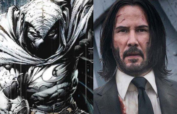 Keanu Reeves được Marvel nhắm tới cho vai sát thủ 'Moon Knight' trong MCU 4