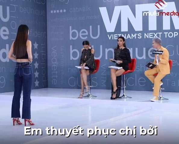 Vietnam's Next Top Model: Thí sinh bụng mỡ, đùi to vẫn được chọn vì mặt quá đẹp! 4