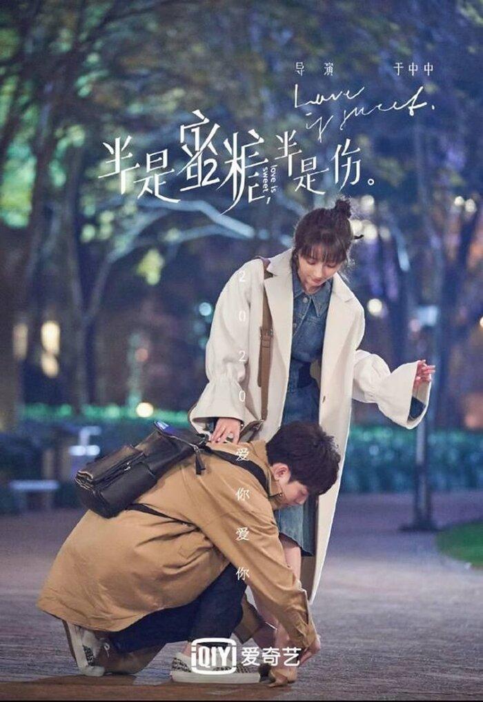 Douban 'Nửa là đường mật nửa là đau thương' được đánh giá là cực phẩm: Đây mới là nhan trị nên có của một bộ phim thần tượng 4