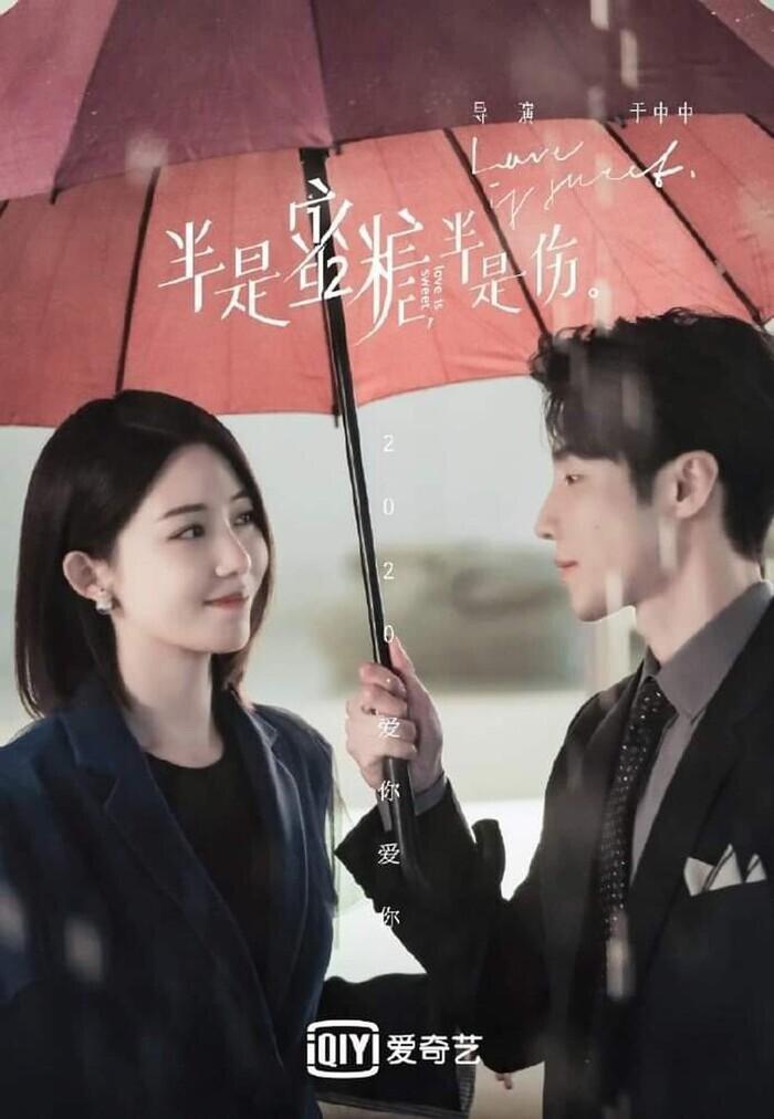 Douban 'Nửa là đường mật nửa là đau thương' được đánh giá là cực phẩm: Đây mới là nhan trị nên có của một bộ phim thần tượng 5