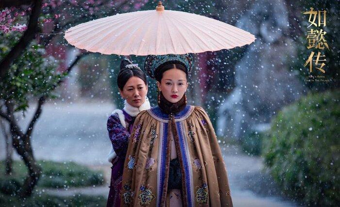 'Nhân duyên trời định': Sau 'Diên Hi công lược', đến lượt 'Như Ý truyện' bị gỡ bỏ khỏi nền tảng Tencent Video 8