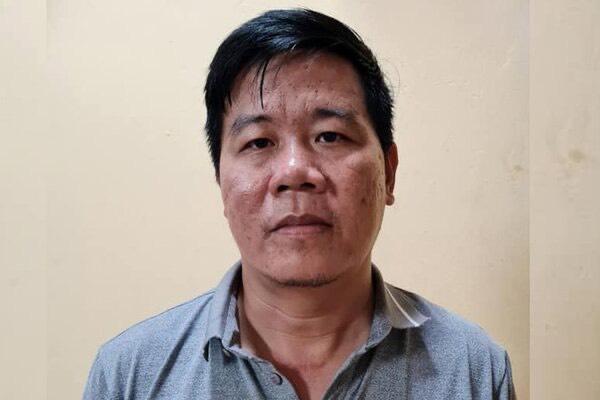 Trùm cá độ bóng đá 1000 tỷ Bùi Xuân Thành.