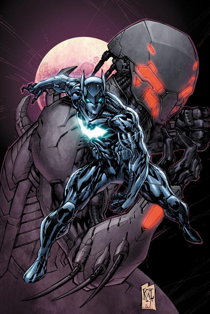 Batman mới của DC Comics sẽ là 1 Batman da màu? 0