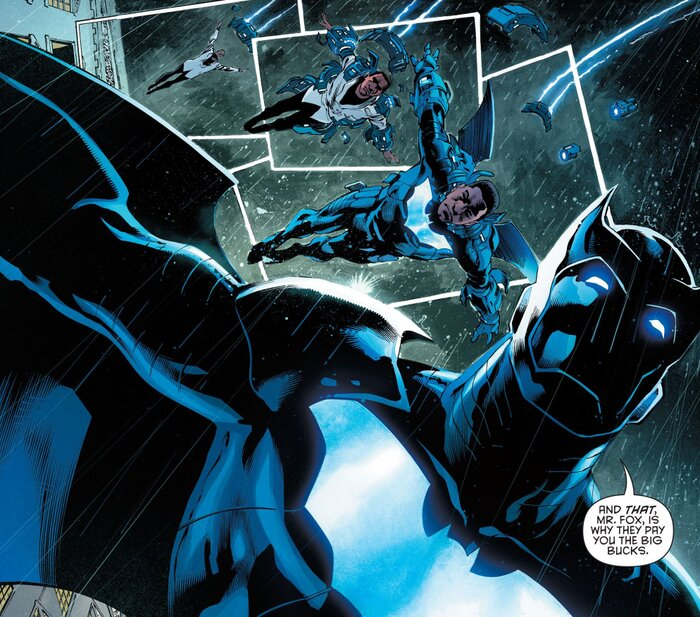 Batman mới của DC Comics sẽ là 1 Batman da màu? 2