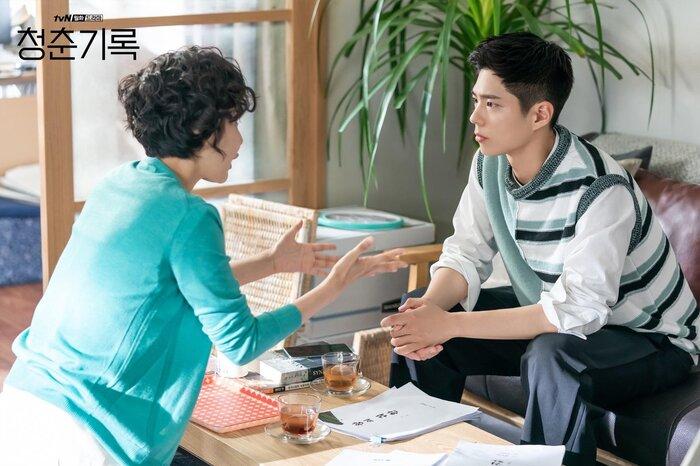 Rating 29/09: Phim của Park Bo Gum đứng đầu, Kim Ha Neul - Choi Jin Hyuk thấp khó tưởng 2