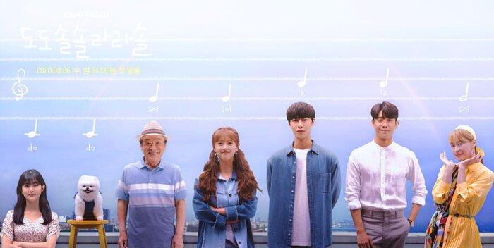 Phim truyền hình Hàn Quốc đầu tháng 10: Lee Dong Wook và Kim Bum đối đầu Suzy và Nam Joo Hyuk 6