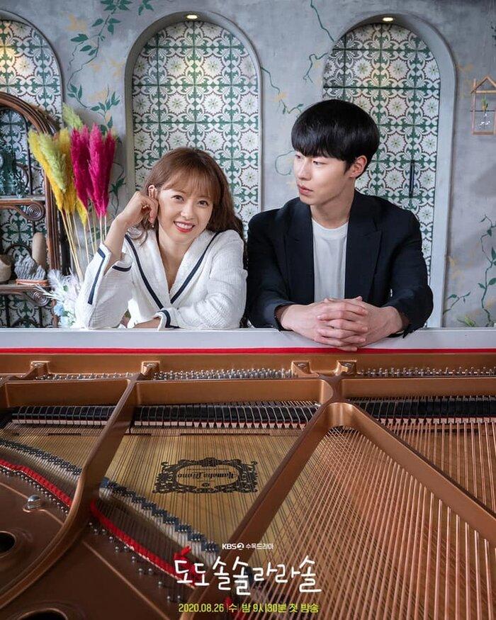 Phim truyền hình Hàn Quốc đầu tháng 10: Lee Dong Wook và Kim Bum đối đầu Suzy và Nam Joo Hyuk 7
