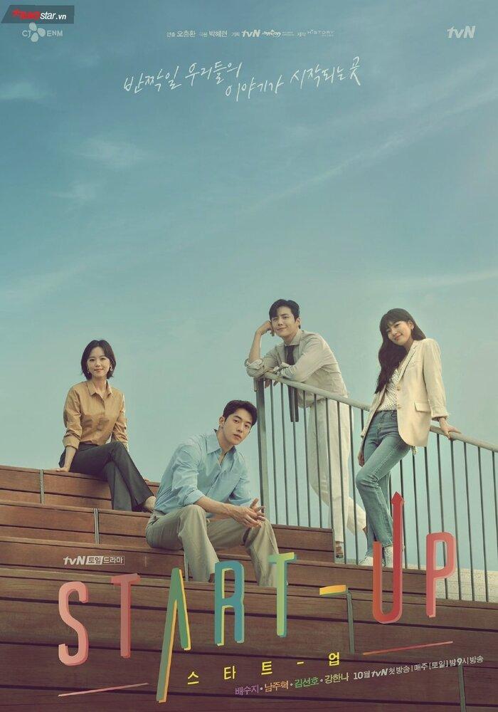 Phim truyền hình Hàn Quốc đầu tháng 10: Lee Dong Wook và Kim Bum đối đầu Suzy và Nam Joo Hyuk 12