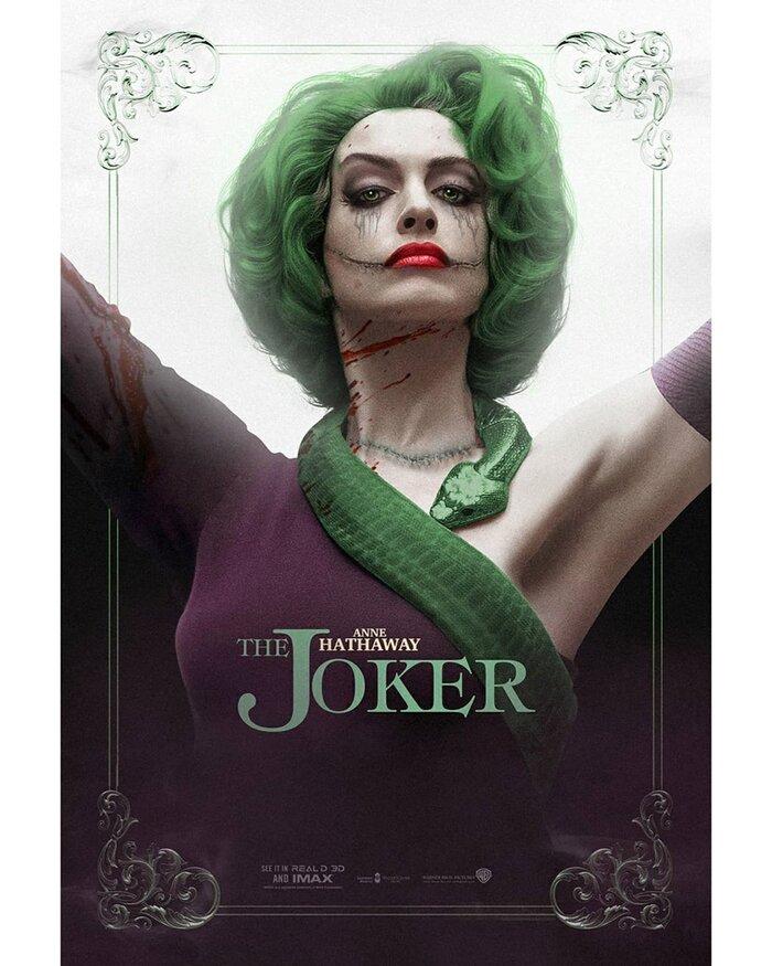 Anne Hathaway khoe thần thái xuất thần trong vai trò Joker 2