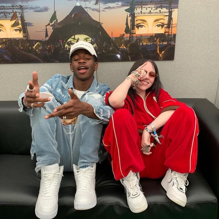 Hai hiện tượng năm 2019 là Lil Nas X và Billie Eilish lần lượt nhận được 13 và 12 đề cử BBMAs.