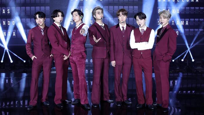 Lần thứ tư liên tiếp, BTS nhân giải thưởng ' Nghệ sĩ phổ biến trên MXH'