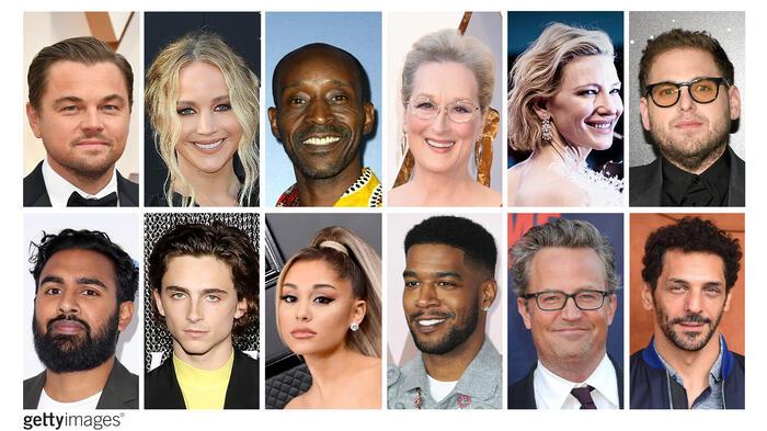Leonardo DiCaprio, Timothee Chalamet và Ariana Grande xác nhận tham gia phim mới của Netflix 1