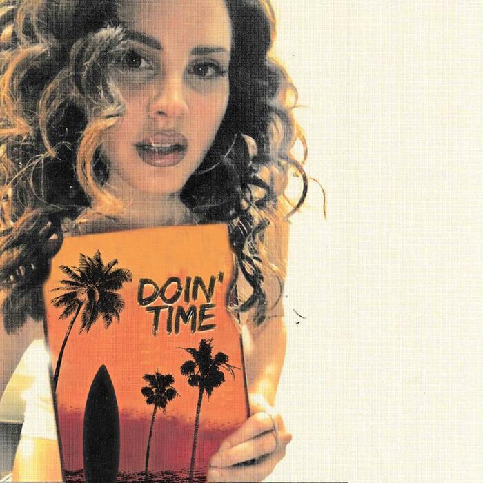 Bìa đĩa đơn Doin' Time