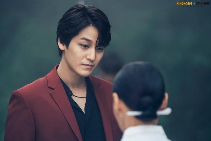 101 khoảnh khắc khó cưỡng trước Kim Bum trong 'Bạn trai tôi là hồ ly': Áo đỏ chứng tỏ chồng em! 1
