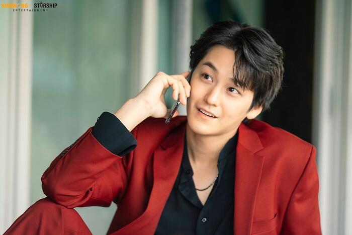 101 khoảnh khắc khó cưỡng trước Kim Bum trong 'Bạn trai tôi là hồ ly': Áo đỏ chứng tỏ chồng em! 31
