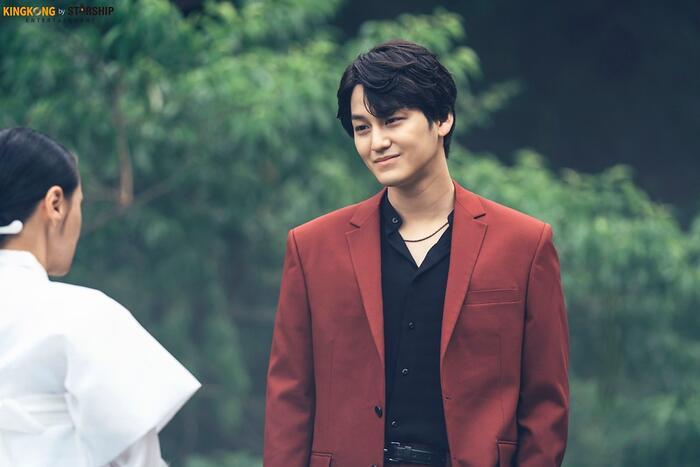 101 khoảnh khắc khó cưỡng trước Kim Bum trong 'Bạn trai tôi là hồ ly': Áo đỏ chứng tỏ chồng em! 37