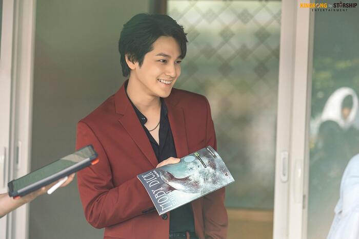 101 khoảnh khắc khó cưỡng trước Kim Bum trong 'Bạn trai tôi là hồ ly': Áo đỏ chứng tỏ chồng em! 44
