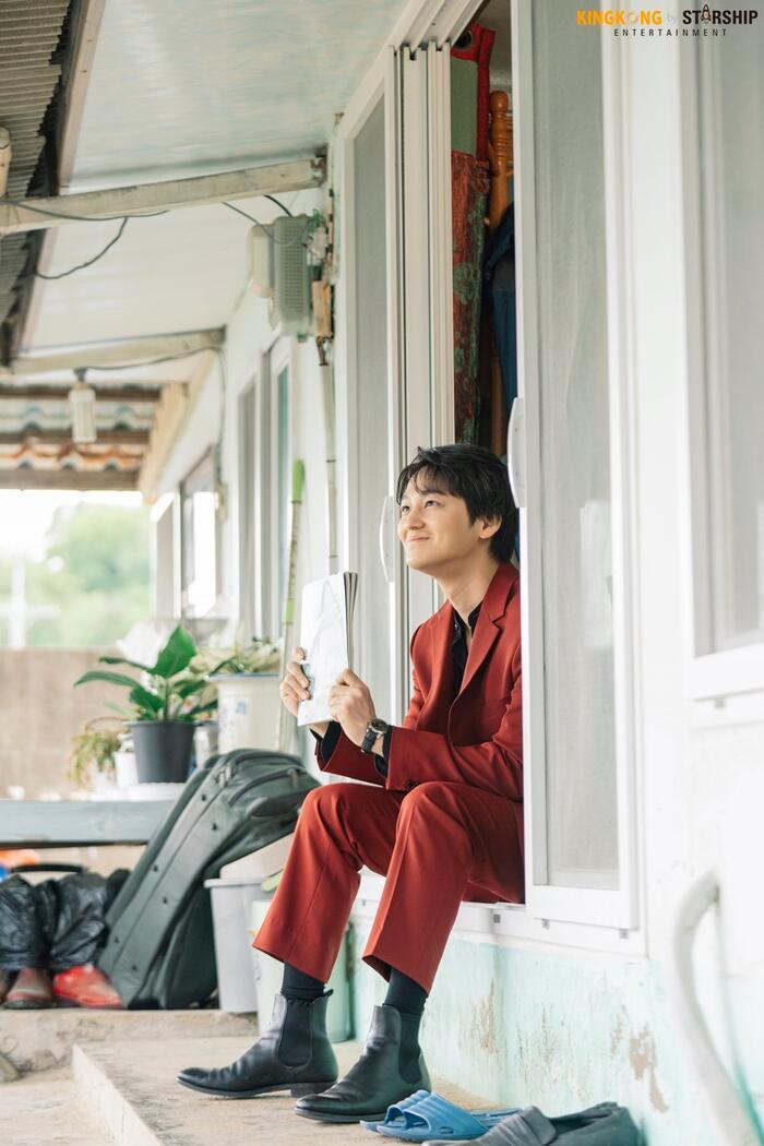 101 khoảnh khắc khó cưỡng trước Kim Bum trong 'Bạn trai tôi là hồ ly': Áo đỏ chứng tỏ chồng em! 46