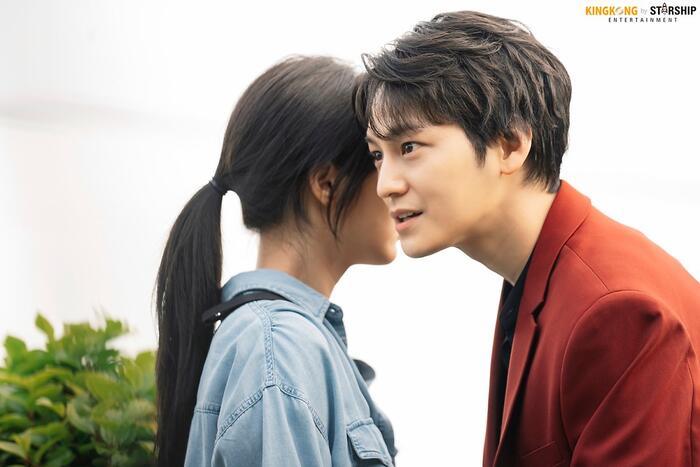 101 khoảnh khắc khó cưỡng trước Kim Bum trong 'Bạn trai tôi là hồ ly': Áo đỏ chứng tỏ chồng em! 49