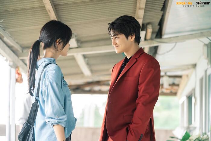 101 khoảnh khắc khó cưỡng trước Kim Bum trong 'Bạn trai tôi là hồ ly': Áo đỏ chứng tỏ chồng em! 48