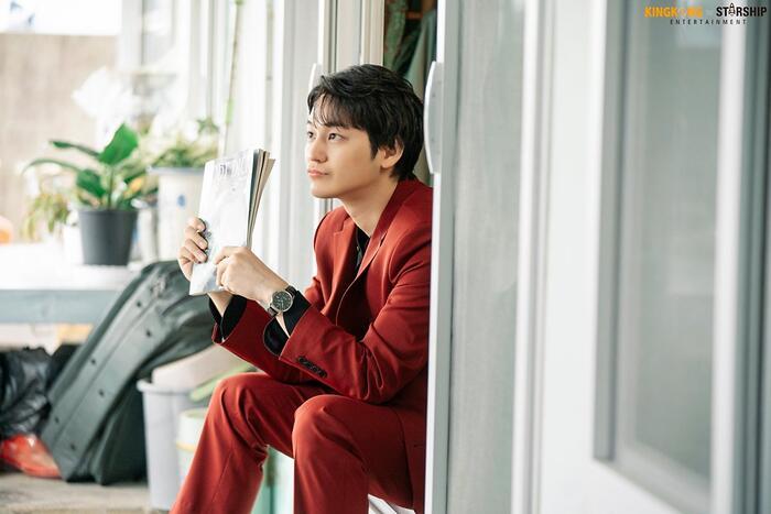 101 khoảnh khắc khó cưỡng trước Kim Bum trong 'Bạn trai tôi là hồ ly': Áo đỏ chứng tỏ chồng em! 52