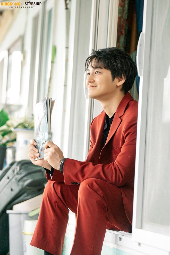 101 khoảnh khắc khó cưỡng trước Kim Bum trong 'Bạn trai tôi là hồ ly': Áo đỏ chứng tỏ chồng em! 51