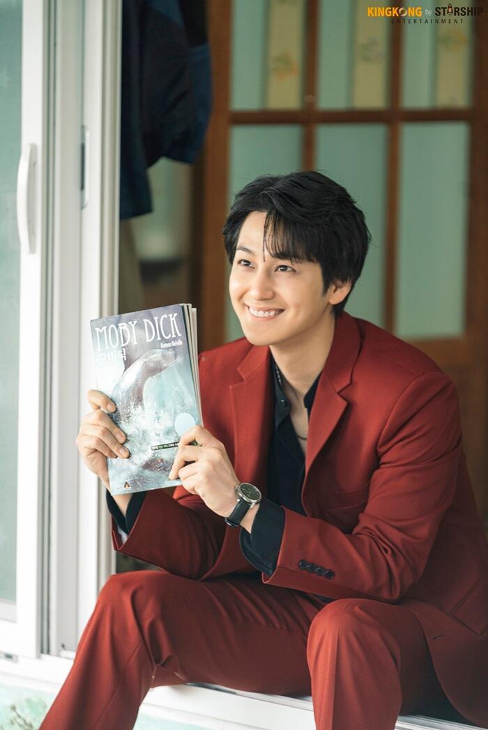 101 khoảnh khắc khó cưỡng trước Kim Bum trong 'Bạn trai tôi là hồ ly': Áo đỏ chứng tỏ chồng em! 53