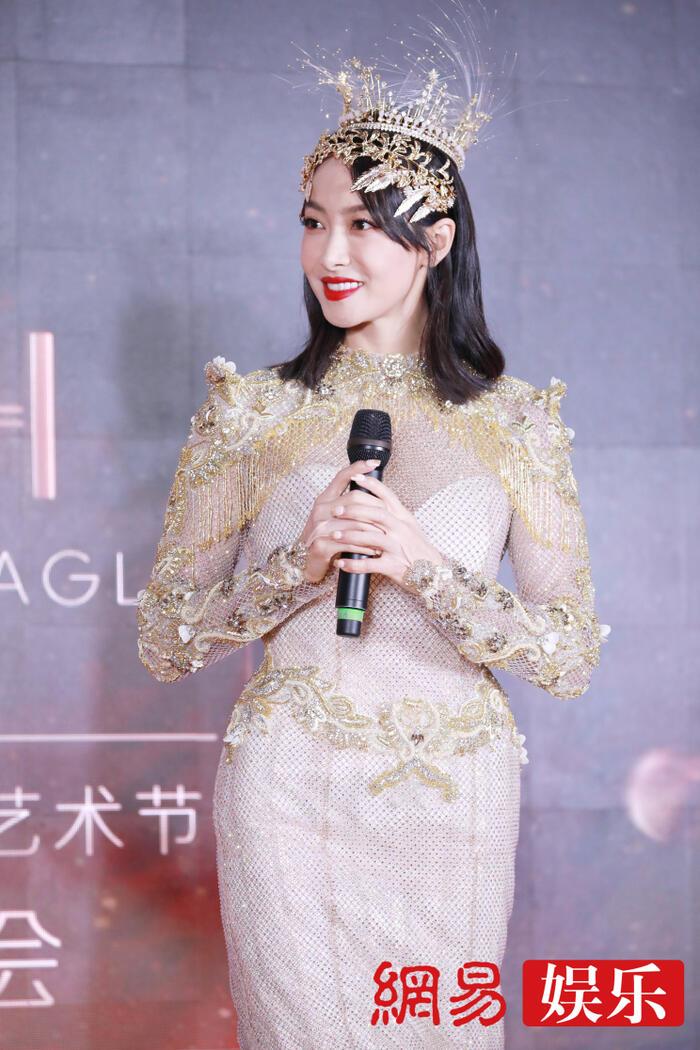 Trở thành 'Nữ thần Kim Ưng 2020' sau tin đồn gian lận phiếu bầu, Tống Thiến đáp trả cực gắt: 'Dù không chuyên nghiệp, chăm chỉ là được' 15