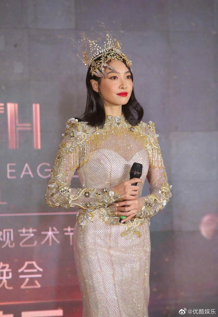 Trở thành 'Nữ thần Kim Ưng 2020' sau tin đồn gian lận phiếu bầu, Tống Thiến đáp trả cực gắt: 'Dù không chuyên nghiệp, chăm chỉ là được' 12