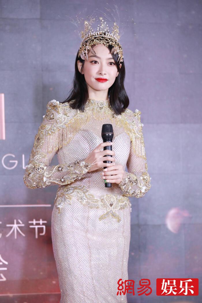 Trở thành 'Nữ thần Kim Ưng 2020' sau tin đồn gian lận phiếu bầu, Tống Thiến đáp trả cực gắt: 'Dù không chuyên nghiệp, chăm chỉ là được' 16