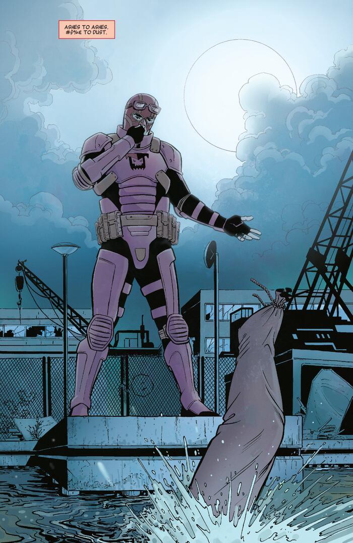 Top 6 nhân vật có năng lực nhảm nhí nhất Marvel & DC (P.1) 2