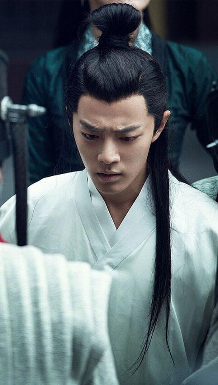 Chân dung nam diễn viên được dân mạng đề cử thay thế Tiêu Chiến đóng 'Khánh dư niên' phần 2 4