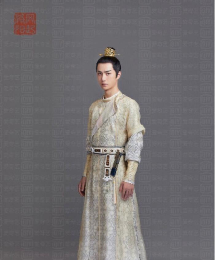 Fan Tống Thiến bất mãn vì thứ tự để tên trong 'Phong khởi lạc dương', quay qua 'quậy phá' Vương Nhất Bác? 11