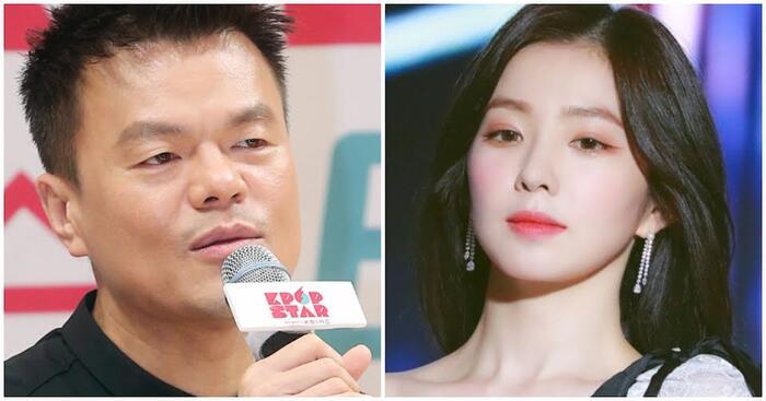 Phản ứng trái chiều của cư dân mạng với bê bối của Irene (Red Velvet), trích cả lời của Park Jin Young để 'ném đá' 0