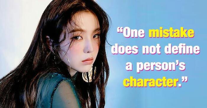 Phản ứng trái chiều của cư dân mạng với bê bối của Irene (Red Velvet), trích cả lời của Park Jin Young để 'ném đá' 8