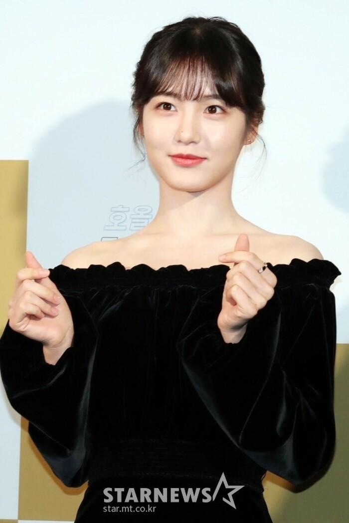 Goo Hye Sun rạng rỡ sau ly hôn, đọ sắc loạt sao Hàn trên thảm đỏ 'LHP Bucheon 2020' 4