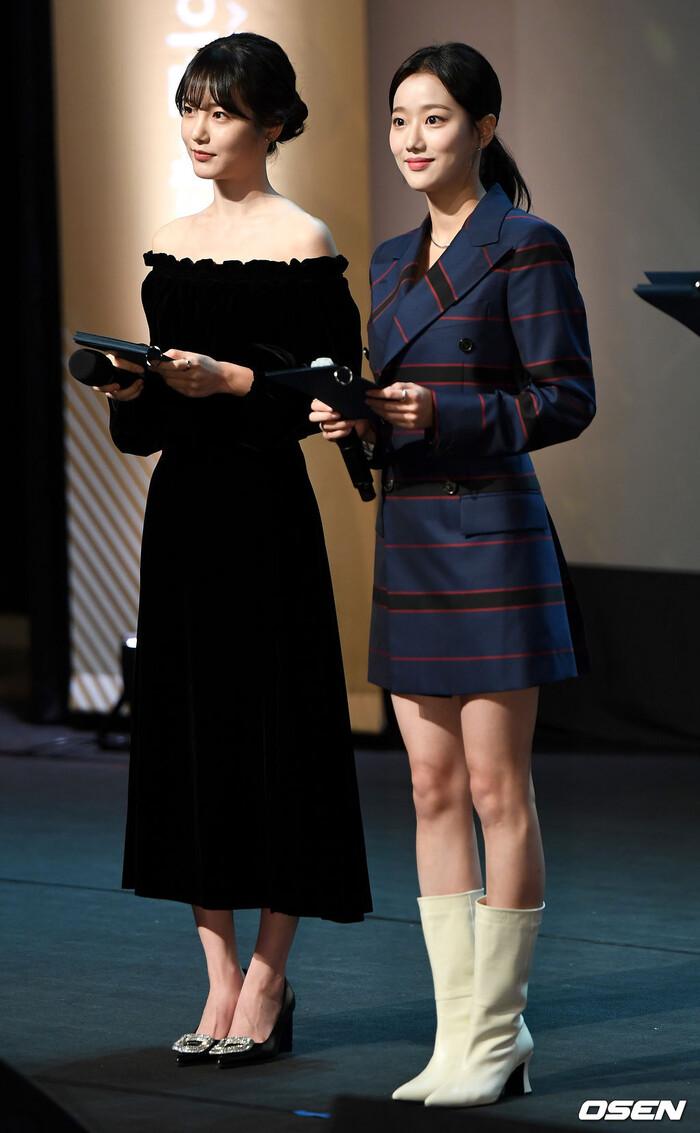 Goo Hye Sun rạng rỡ sau ly hôn, đọ sắc loạt sao Hàn trên thảm đỏ 'LHP Bucheon 2020' 17