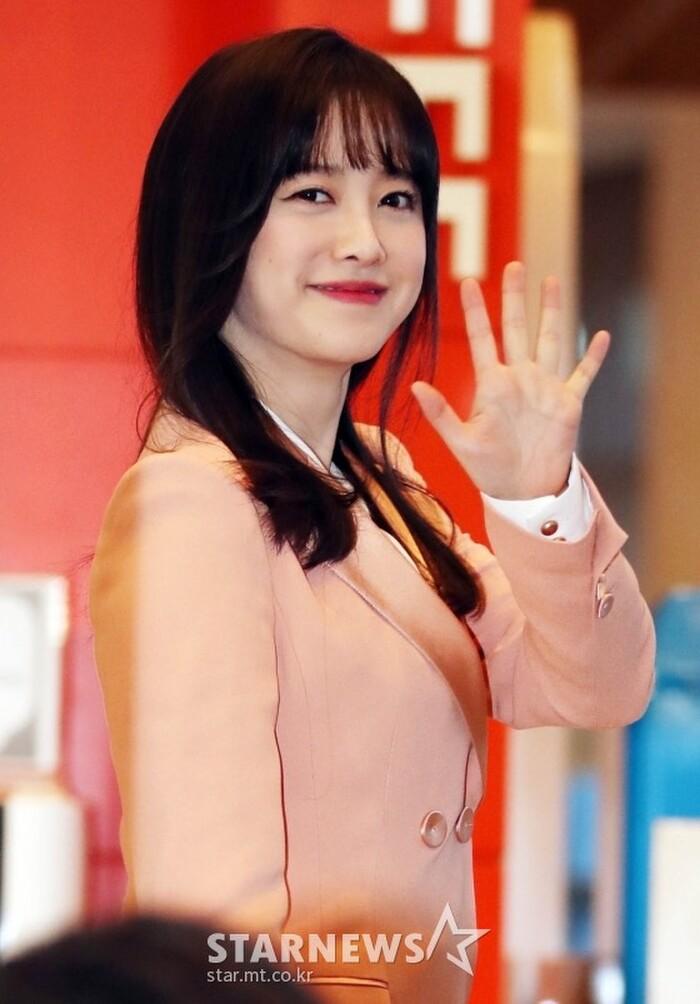 Goo Hye Sun rạng rỡ sau ly hôn, đọ sắc loạt sao Hàn trên thảm đỏ 'LHP Bucheon 2020' 22