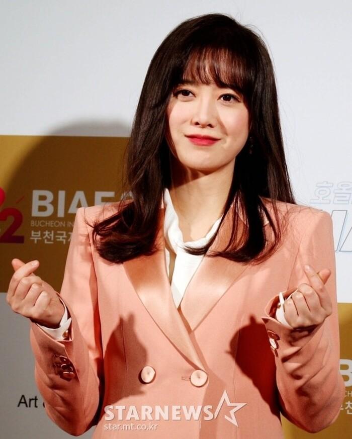 Goo Hye Sun rạng rỡ sau ly hôn, đọ sắc loạt sao Hàn trên thảm đỏ 'LHP Bucheon 2020' 24