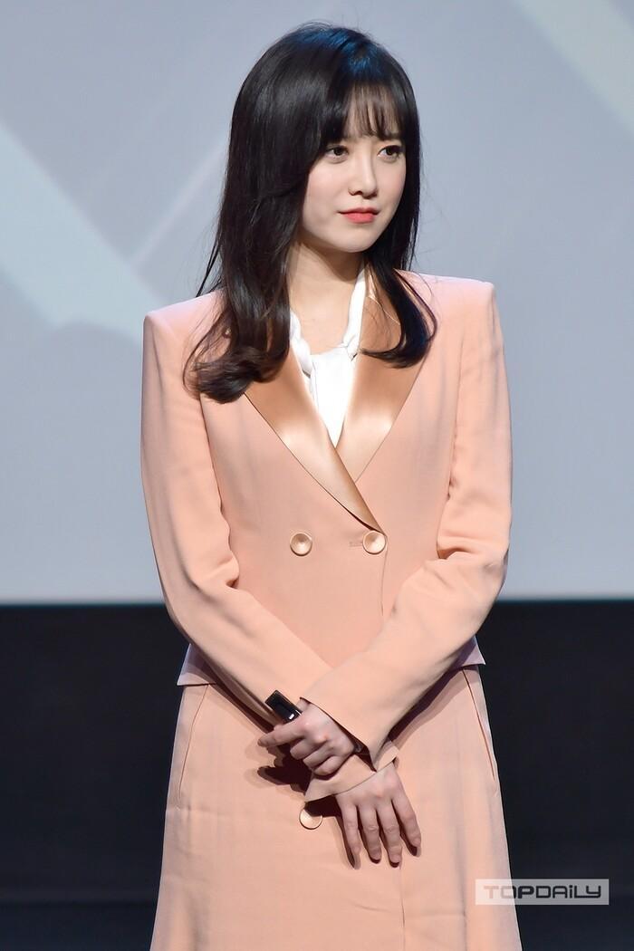 Goo Hye Sun rạng rỡ sau ly hôn, đọ sắc loạt sao Hàn trên thảm đỏ 'LHP Bucheon 2020' 26