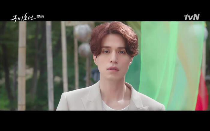 Những phân cảnh ấn tượng nhất tập 6 'Bạn trai tôi là hồ ly': Nụ hôn bất ngờ, thân phận xà tộc của Jo Bo Ah 1