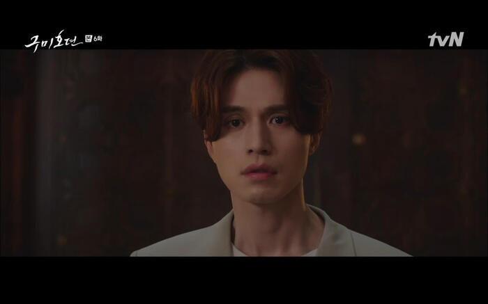 Những phân cảnh ấn tượng nhất tập 6 'Bạn trai tôi là hồ ly': Nụ hôn bất ngờ, thân phận xà tộc của Jo Bo Ah 11