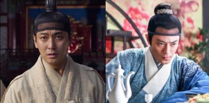 Phim của Dương Mịch - Địch Lệ Nhiệt Ba bị tố ăn cắp, 'hạ bệ' trang phục truyền thống Hàn Quốc 8