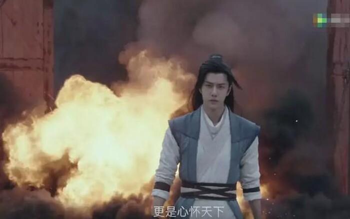 Khâu hậu kỳ phim 'Hữu Phỉ' đã làm liên lụy đến Vương Nhất Bác và Triệu Lệ Dĩnh 7